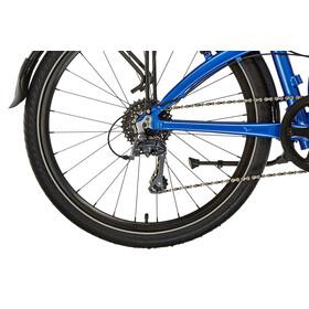 "tern Node D8 - Vélo pliant - 24"" bleu"